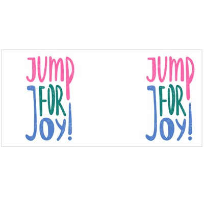 Jump for Joy  ! Magic Mugs