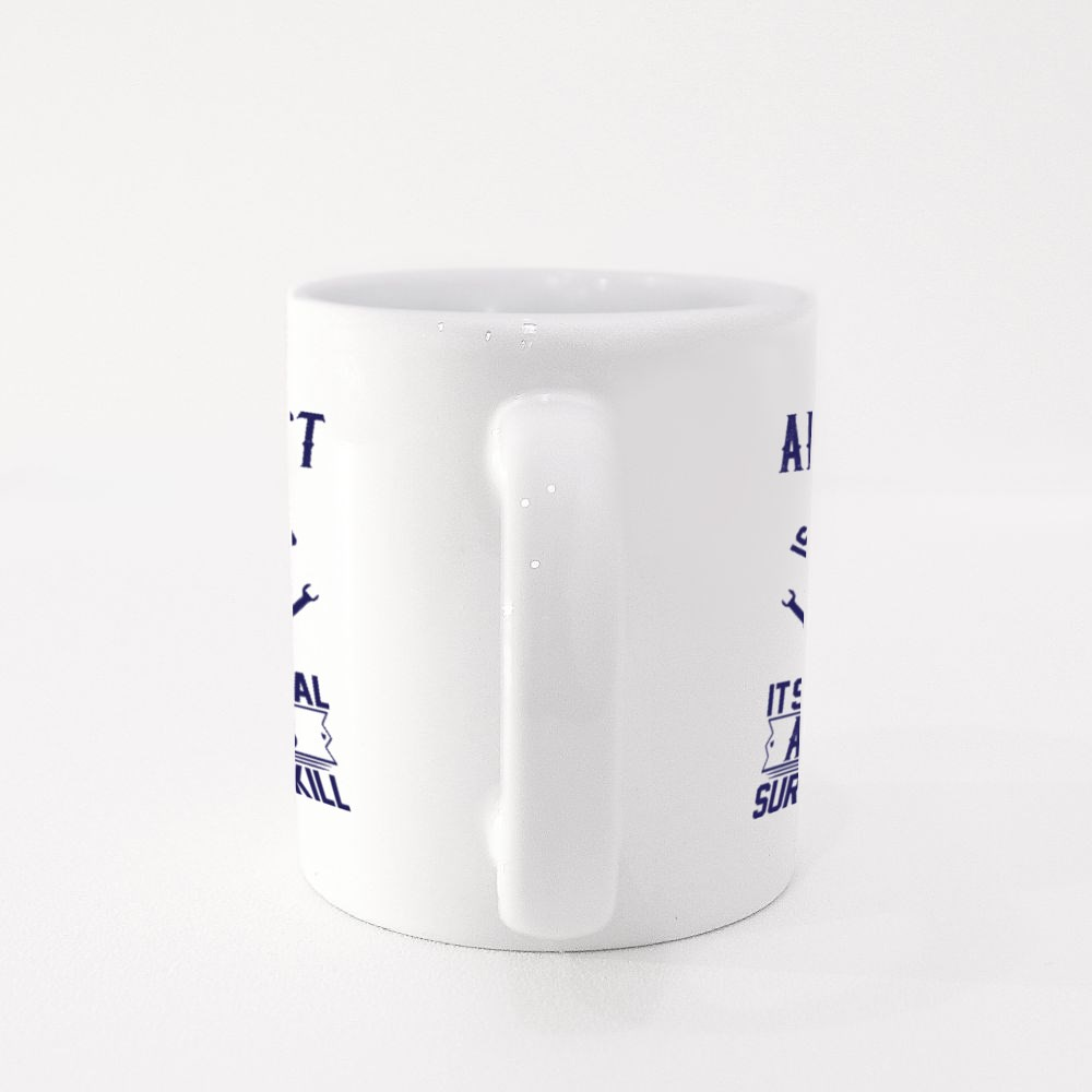 Architect Is Not a Career Colour Mugs