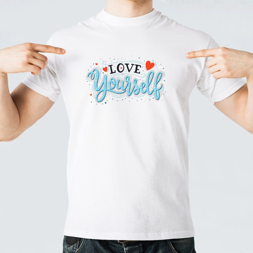 Be Yourself. an Original Is So Much Better Than a Copy. T-Shirts