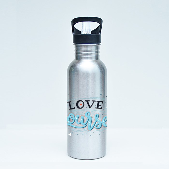 Be Yourself. an Original Is So Much Better Than a Copy. Sport Flasks