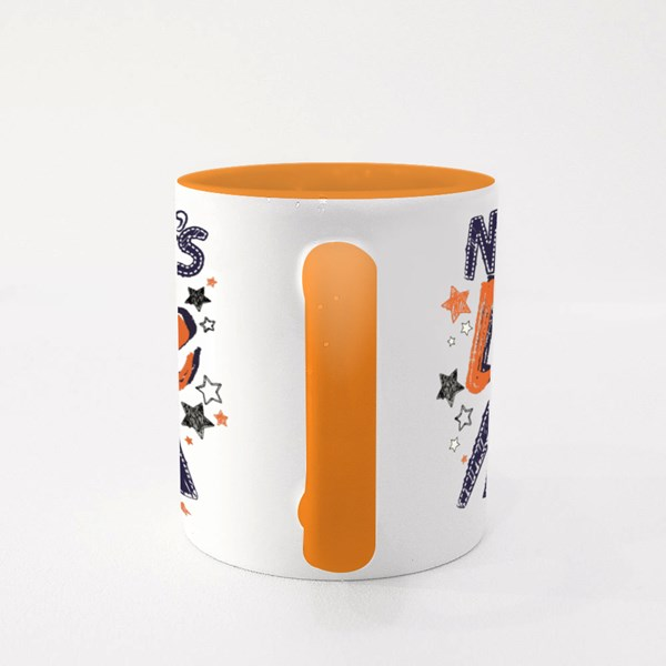 Mommy's Little Man Colour Mugs