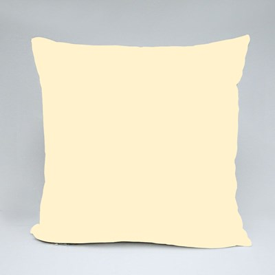 Old Man With Retro Style Throw Pillows