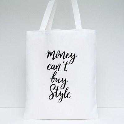 Money Can't Buy Style Tote Bags