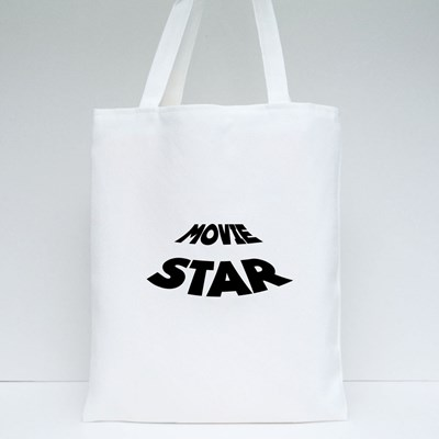 Movie Star Sign Tote Bags