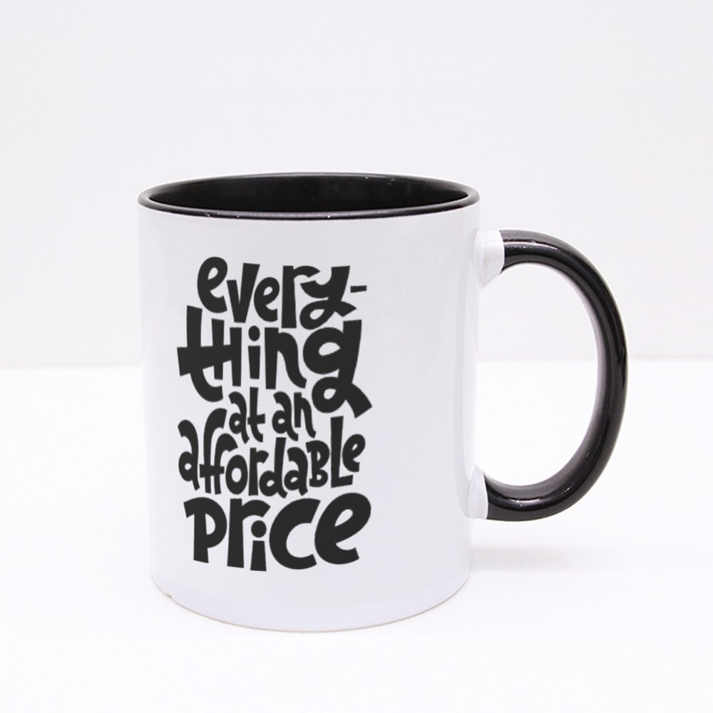 Everything at an Affordable Colour Mugs