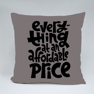 Everything at an Affordable Throw Pillows