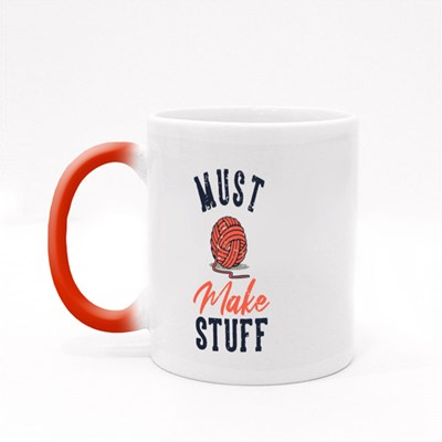 Must Make Stuff Magic Mugs