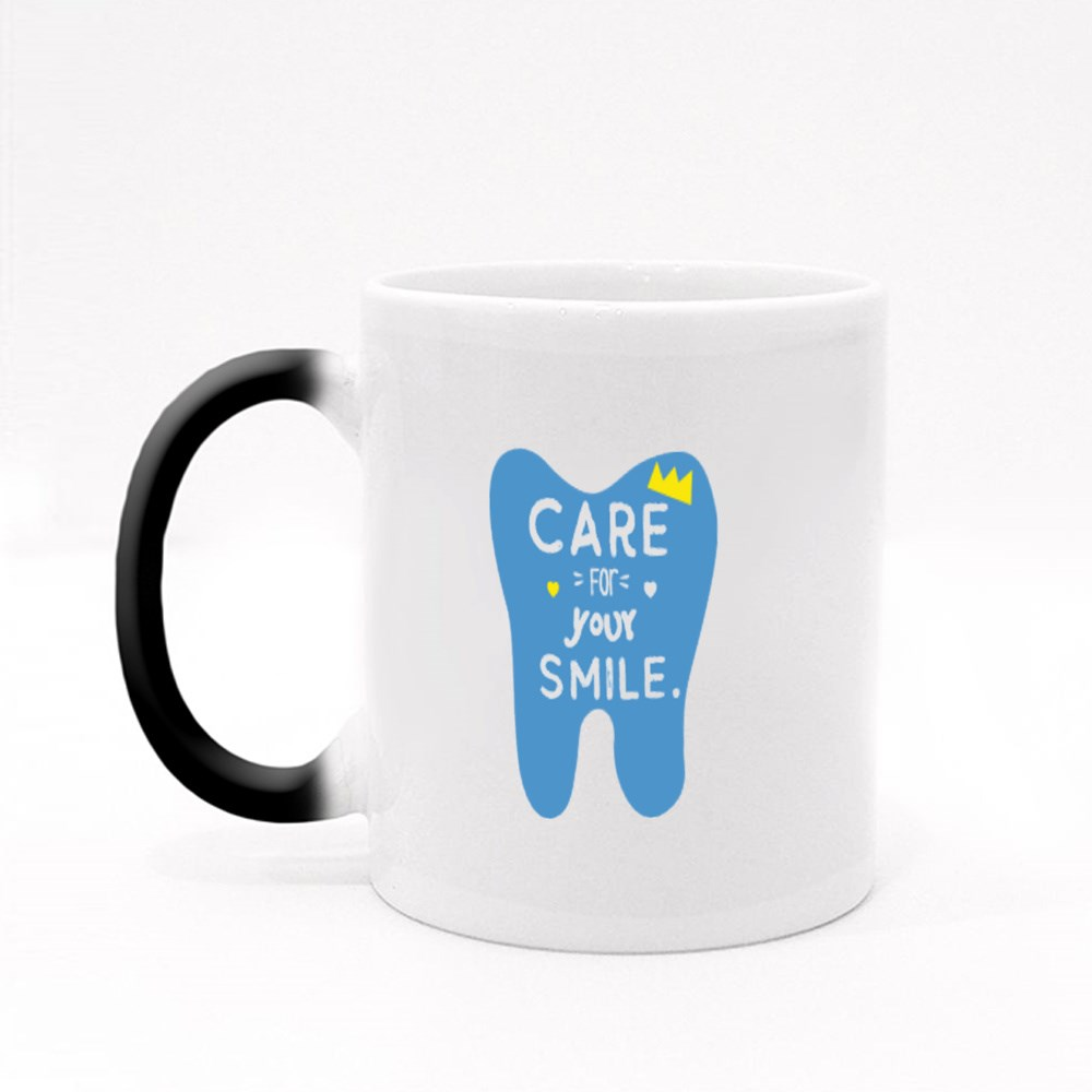 Care for Your Smile Magic Mugs
