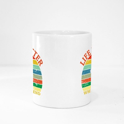 Life Is Better When You Bend Magic Mugs