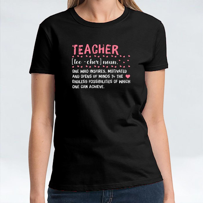 Teacher Pronounce T-Shirts