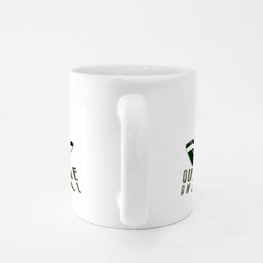 Quarantine and Chill Colour Mugs