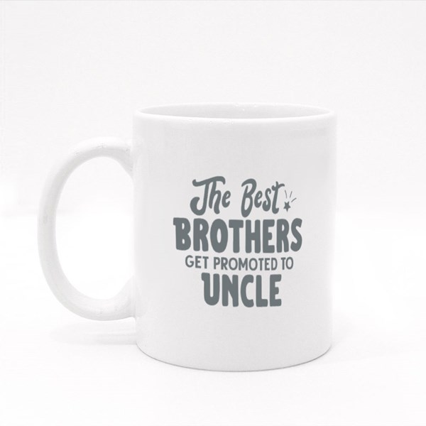 The Best Brothers Get Colour Mugs