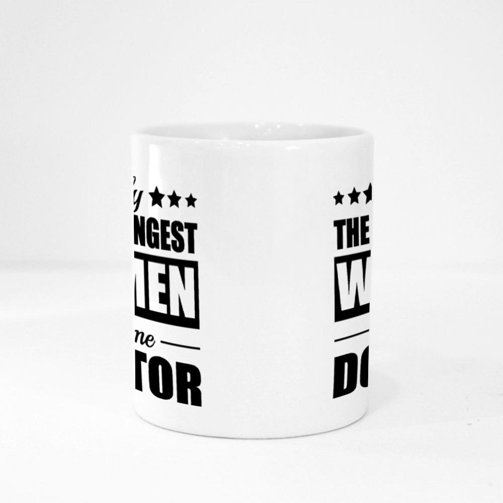 Only the Strongest Women Magic Mugs