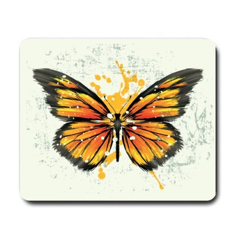 Mousepads > Mousepads (Rectangle) > Butterfly Watercolour