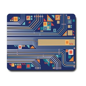 Colourfull Circuit Board