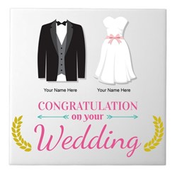 Congratulation on Your Wedding
