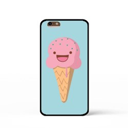Cute Smile Ice Cream