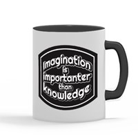Imagination Is More Importanter Than Knowledge