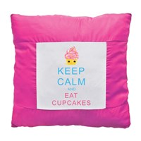 Keep Calm and Eat Cupcakes