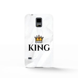 King With Crown