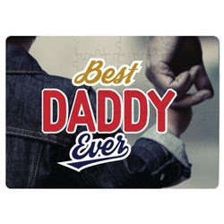 Set of Happy Father's Day Labels
