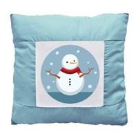 Snowing Snowman