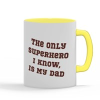 The Only Superhero I Know, Is My Dad