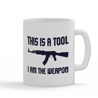 This Is a Tool I Am the Weapon