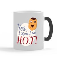 Yes, I Know I Am Hot!