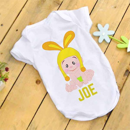 92fa6cd363527 Personalised Baby Rompers for Newborn Baby Boy | Philippines