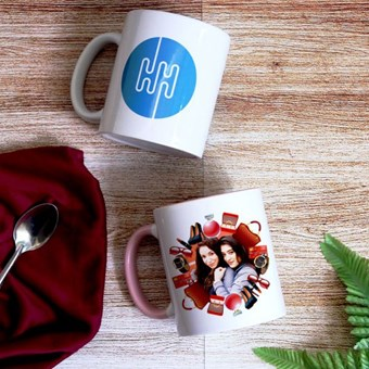 Printcious Inspiration - Mugs > Colour Mugs