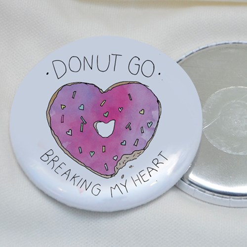 Printcious Inspiration - Button Badges > Button Badges (Magnetic Opener)