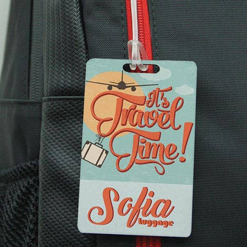 Printcious Inspiration - Luggage Tags > Luggage Tags