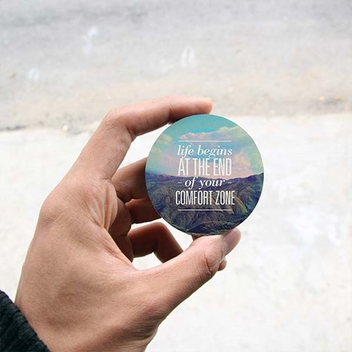 Printcious Inspiration - Magnets > Magnets (Round)