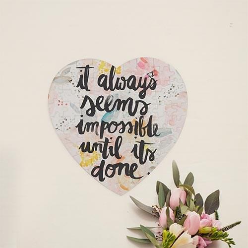 Printcious Inspiration - Puzzles > Puzzles (Love)