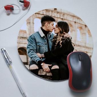 Printcious Inspiration - Mousepads > Mousepads (Round)